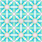 Tropical Splendor Seamless Vector Pattern Design