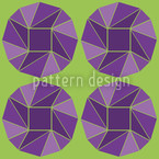 Amethysta Seamless Vector Pattern Design