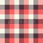Plaid fabric Pattern Design