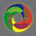 Ventilanda Seamless Vector Pattern