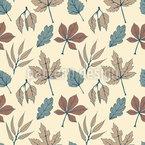 Herbst Sammlung Vektor Muster