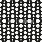 Orificios circulares Estampado Vectorial Sin Costura