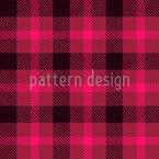 Quadrados E Listras Design de padrão vetorial sem costura