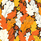 Hello Fall Pattern Design