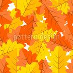 Bunte Herbstwanderung  Musterdesign