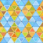 Tiles Of Pier Seamless Vector Pattern Design