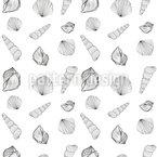Meeresfrüchte und Muscheln Vektor Design
