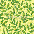 Interweaving Branches Pattern Design