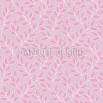 Kleid Aus Zweigen Nahtloses Muster