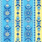フローレエス シームレスなベクトルパターン設計