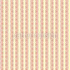 Dreiecke Und Streifen Nahtloses Vektor Muster