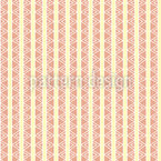 Triangles And Stripes Seamless Vector Pattern