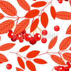Ashberry Seamless Pattern