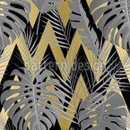Exotic Zig Zag Repeat Pattern