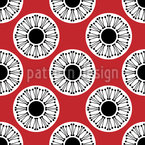Inside Dots Seamless Vector Pattern