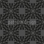 Em primeiro plano Design de padrão vetorial sem costura