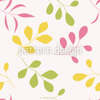 Fantasy Leaves Pattern Design