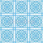 Arabische geometrische Knoten Rapport