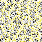 Everything Blooms Seamless Pattern