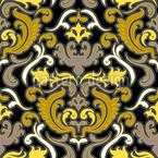 Bon Apart Gelb Nahtloses Muster
