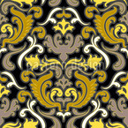 Bon Apart Yellow Seamless Pattern
