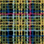 Textiles Karo Nahtloses Vektormuster
