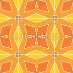 Wüsten Mosaik Muster Design