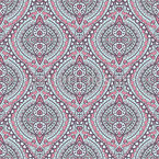 Beautiful Boho Drops Seamless Pattern