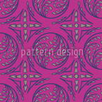 Pintoretto Pink Seamless Vector Pattern Design