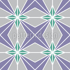 Brilliant Tips Seamless Vector Pattern Design