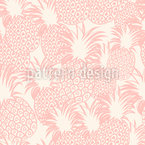 Hawaiian Sunset Vector Pattern