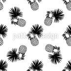 Ananas Cocktail Designmuster