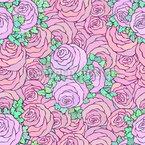 Blooming Rose Garden Repeat
