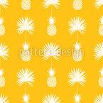 Fliegende Ananas Designmuster