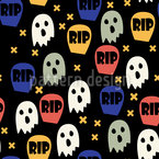 Ghost and Gravestone Design Pattern