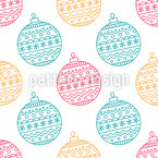 Christmas balls Vector Design
