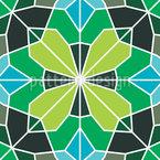 Modernes Mosaik Designmuster