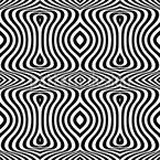 Zebra pazza disegni vettoriali senza cuciture