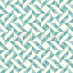 Geometric Patchwork Repeating Pattern
