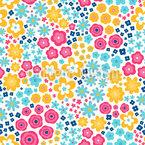 Flowers Repeat Pattern
