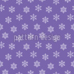Three Different Snowflake Vector Design