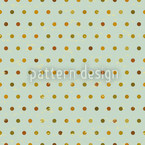 Polkadots Pale Blue Seamless Pattern
