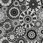 Kreise Innerhalb Muster Design