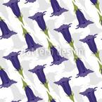 Enzian Schattiert Muster Design