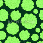 Carnation In Spring Repeating Pattern