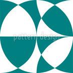 Hypnotisierende Kreise Vektor Design