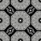 Achtseitige Schönheit Designmuster