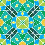 幾何学的形成 シームレスなベクトルパターン設計