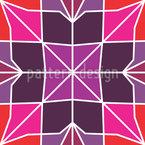 Formazioni piastrellate disegni vettoriali senza cuciture