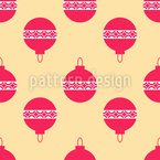 Beautiful Bauble Vector Design